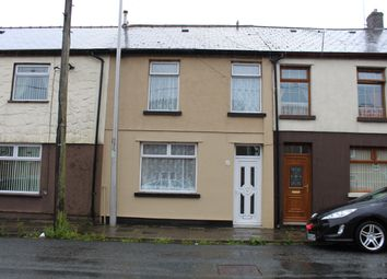 Thumbnail 3 bed terraced house for sale in Maerdy Road, Ferndale