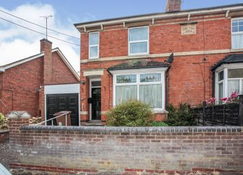 Thumbnail 3 bedroom semi-detached house for sale in Park Road, Raunds, Wellingborough