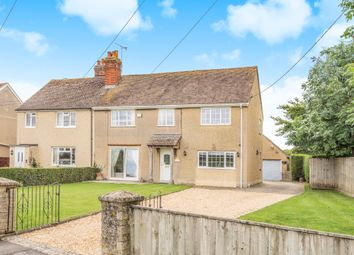 Thumbnail 4 bed semi-detached house for sale in Leys View, Langford, Lechlade