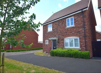 Thumbnail 3 bed detached house for sale in Bridge Green, Birstall, Leicester