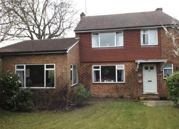 Thumbnail 3 bed detached house for sale in Church Lane, Copthorne, West Sussex