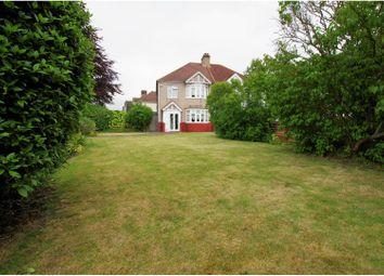Thumbnail 3 bed semi-detached house for sale in Marlborough Lane, Charlton