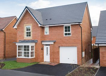 "Thumbnail 4 bed detached house for sale in ""Somerton"" at Tenth Avenue, Morpeth"