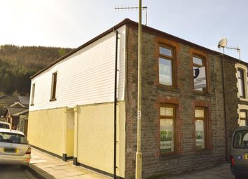 Thumbnail 4 bed terraced house for sale in Miskin Street, Treherbert, Treorchy