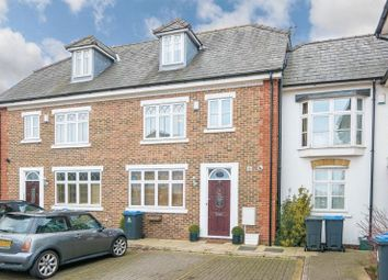 Thumbnail 4 bed terraced house for sale in Dagmar Road, Kingston Upon Thames