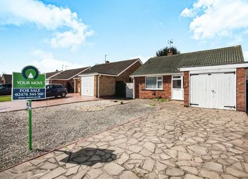 Thumbnail 2 bed bungalow for sale in Meadowside, Nuneaton
