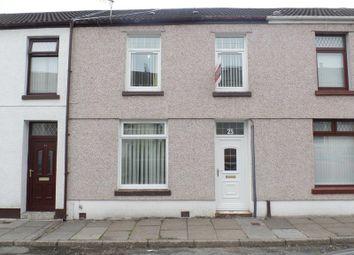 3 bed terraced house for sale in Cromwell Street, Merthyr Tydfil CF47