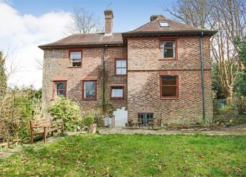 Thumbnail 4 bed detached house for sale in Dunsdale, Chapel Lane, Forest Row, East Sussex