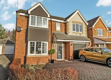 Thumbnail 5 bed detached house for sale in Otway Grove, Blyth