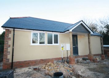 Thumbnail 2 bed detached bungalow for sale in Hanover Close, Bexhill-On-Sea