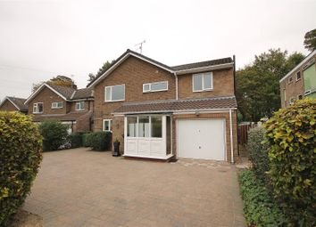 Thumbnail 4 bed detached house for sale in Glenthorne Close, Brampton, Chesterfield