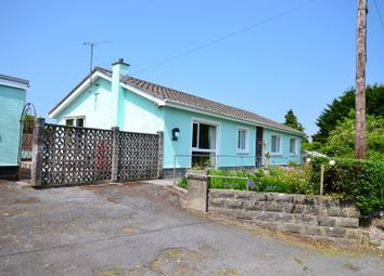 Thumbnail 3 bed detached bungalow for sale in Jameston, Tenby