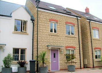 Thumbnail 3 bed end terrace house for sale in Britannia Mews, Wotton-Under-Edge