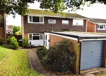 Thumbnail 3 bed semi-detached house for sale in Fantails, Alton, Hampshire