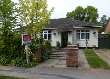 Thumbnail 4 bed detached bungalow for sale in Conway Avenue, Coventry