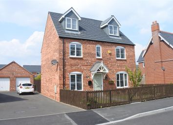 Thumbnail 5 bed detached house for sale in Blackfriars Road, Syston, Leicester