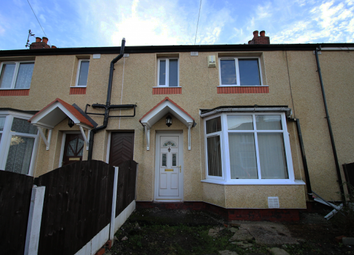 Thumbnail 3 bed terraced house for sale in Greenlands Cres, Preston, Lancashire