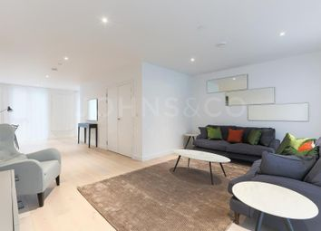 Thumbnail 3 bedroom town house for sale in Royal Wharf, Townhouse, London
