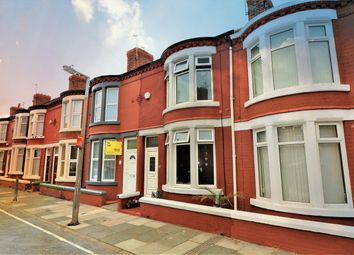 Thumbnail 2 bed property for sale in Willowcroft Road, Wallasey
