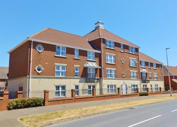 Thumbnail 3 bed flat for sale in Spinnaker Court, Salvador Close, Eastbourne