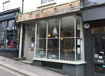 Thumbnail Restaurant/cafe for sale in Oliver's, 33 High Street, Falmouth, Cornwall