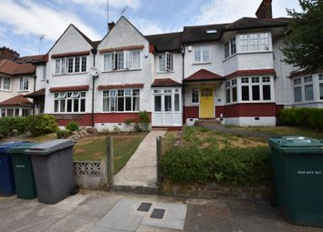 Thumbnail 3 bed terraced house to rent in Hamilton Way, London
