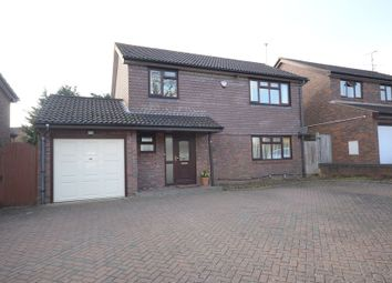 Thumbnail 4 bed detached house to rent in Northbourne Close, Earley, Reading