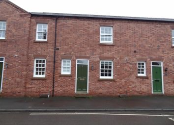 Thumbnail 2 bed town house to rent in Nightingale House, Eyton Lane, Baschurch