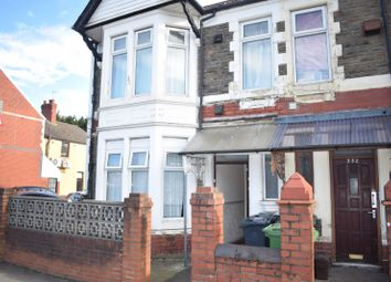 Thumbnail 2 bed flat to rent in North Road (First Floor), Heath, Cardiff