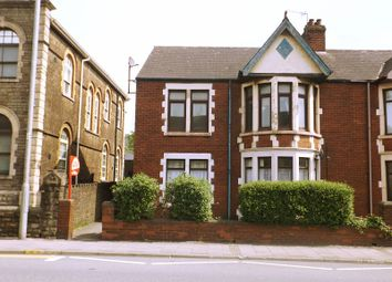 Thumbnail 2 bed flat for sale in Commercial Road, Port Talbot, Neath Port Talbot.