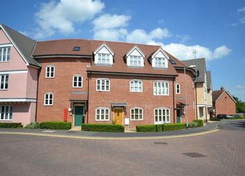 Thumbnail 2 bedroom flat to rent in Weavers Close, Great Dunmow