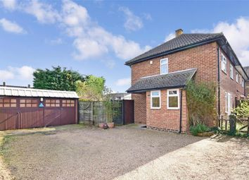 Thumbnail 2 bed end terrace house for sale in Norman Road, Snodland, Kent