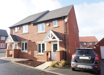 2 bed semi-detached house for sale in Primrose Close, Shepshed, Loughborough LE12