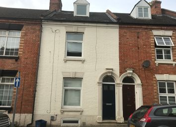 Thumbnail 3 bed terraced house for sale in Victoria Road, Northampton