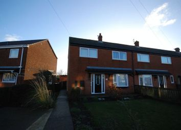 Thumbnail 3 bed property for sale in North View, Stakeford, Choppington