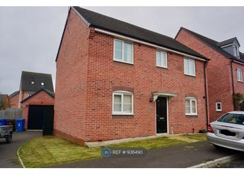 Thumbnail 3 bed detached house to rent in Merton Drive, Derby