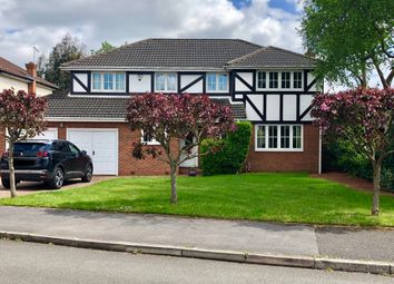 Thumbnail 5 bedroom detached house for sale in Hawthorne Way, Edwinstowe, Mansfield