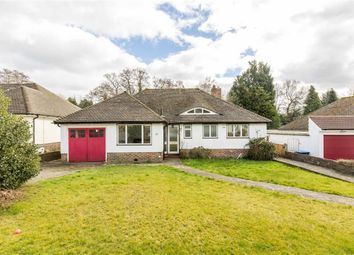 Thumbnail 3 bed bungalow for sale in Paddock Way, Oxted, Surrey