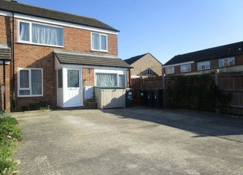 Thumbnail 4 bed semi-detached house for sale in Holbury Close, Bournemouth