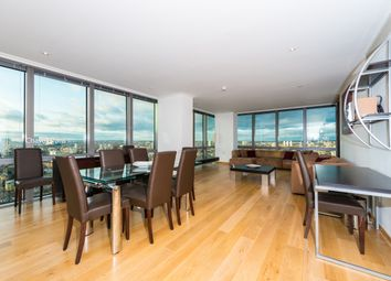 Thumbnail Flat to rent in No.1 West India Quay, Canary Wharf, London