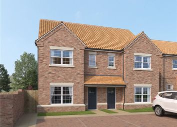 Thumbnail 3 bed semi-detached house for sale in The Sycamore, Dishforth, Thirsk, North Yorkshire