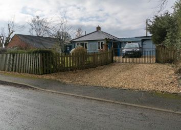 Thumbnail 3 bed bungalow for sale in Blacksmiths Lane, Llandrindod Wells, Powys
