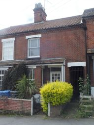 Thumbnail 3 bedroom terraced house for sale in Avenue Road, Norwich