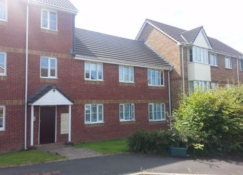 Thumbnail 2 bed flat to rent in Westacott Meadow, Barnstaple, Devon