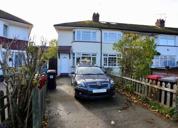 Thumbnail 3 bed semi-detached house to rent in Stanhope Road, Burnham, Slough