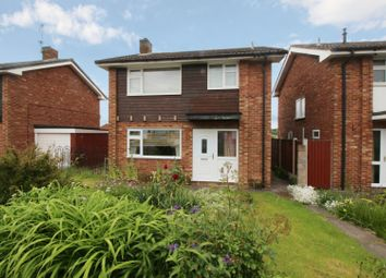 Thumbnail 3 bedroom detached house for sale in Parklands Road, Stoke On Trent, Staffordshire
