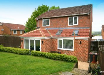 Thumbnail 4 bed detached house for sale in Hartside View, Bearpark, Durham