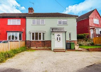 Thumbnail 2 bed semi-detached house for sale in Rosebery Road, Dursley, Gloucestershire, England