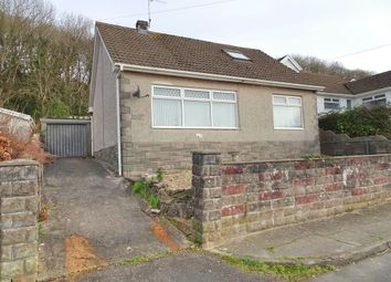 Thumbnail 3 bed detached bungalow for sale in Chestnut Drive, Danygraig, Porthcawl