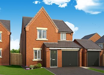 "Thumbnail 3 bed property for sale in ""The Staveley"" at Harwood Lane, Great Harwood, Blackburn"